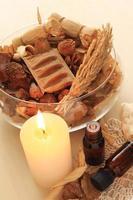 aromaterapia invernale foto