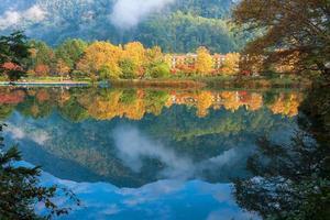 Lago Yunoko foto