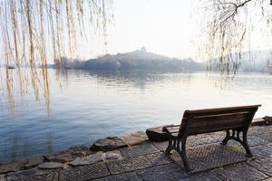 lago di Xihu foto