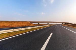 strada asfaltata