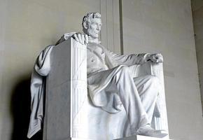 Lincoln Memorial, Washington DC, Stati Uniti d'America foto