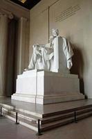 Memoriale di Lincoln a Washington DC foto