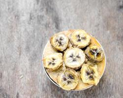 torta di banane fatta in casa