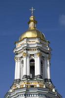 grande campana lavra a Kiev foto