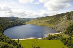 lago in irlanda foto