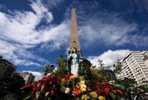vergine maria caracas, venezuela