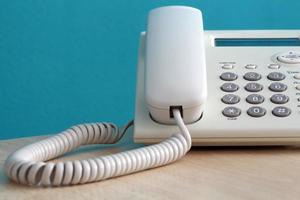 Telefono dell'ufficio foto