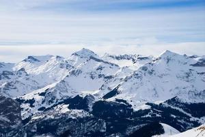 montagna svizzera, jungfrau, svizzera, stazione sciistica