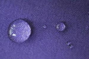 tessuto impermeabile foto