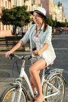 bici da strada foto