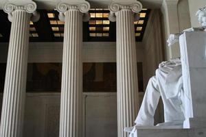 memoriale di Abraham Lincoln foto