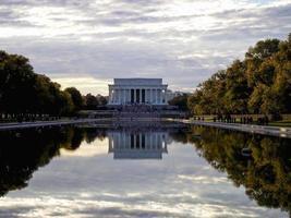 monumento di Lincoln foto