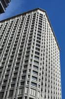 costruzione del grattacielo foto