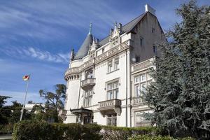Ambasciata del Camerun a Washington DC, edificio vittoriano della regina Anna in stile foto