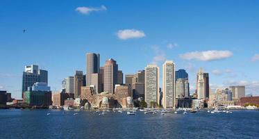 Boston Harbor foto