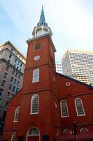 Boston Old South Meeting House Massachusetts foto