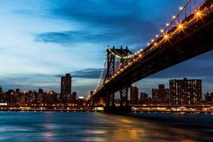 ponte di new york foto