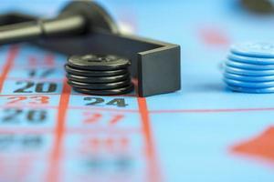 gioco d'azzardo rischioso foto