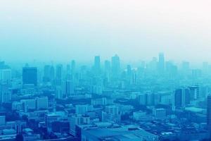 Bangkok dall'alto foto
