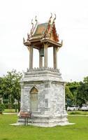 torre campanaria, bangkok, thailandia. foto
