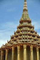 grande palazzo, bangkok, thailandia. foto