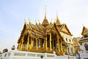 grand palace bangkok, thailland foto