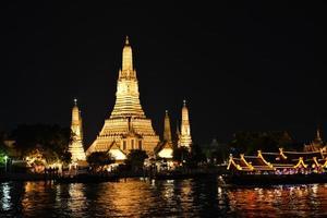 Wat Arun - Bangkok, Tailandia foto
