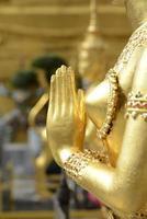 kaew di phra della Tailandia Bangkok Wat foto