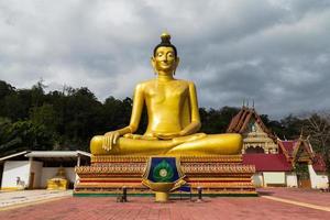 scultura buddha foto