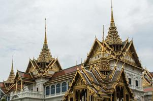 Tempio Bangkok Tailandia di Wat Phra Kaeo