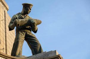 monumento alla vittoria, bangkok, thailandia foto