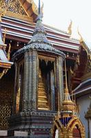 Wat Phra Kaew, Bankok, Tailandia foto