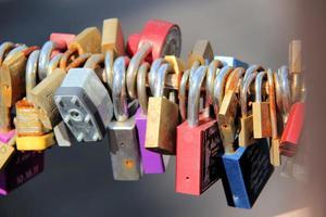 serrature d'amore