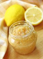 marmellata di limone foto