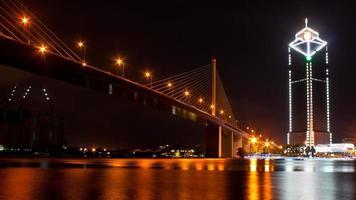 ponte sospeso foto