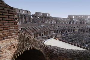 the colosseum - roma (italia)