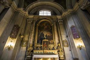 chiesa di sant ignazio, roma, italia foto