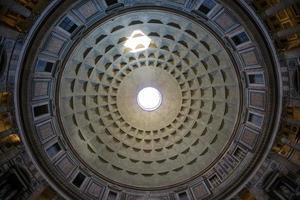 soffitto del pantheon foto