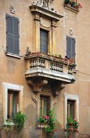 facciata, roma foto