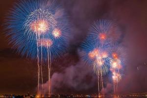 fuochi d'artificio 2015 a foto