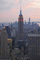 Empire State Building a Manhattan foto