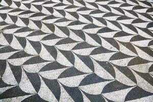 mosaico antico a roma foto
