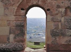 arch medinaceli, soria, foto