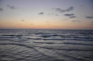 vecchio tramonto di Giaffa foto