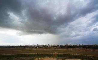 Tel Aviv e Ramat Gan. foto