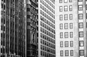 edifici di Chicago foto