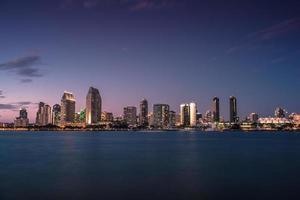 paesaggio urbano di San Diego foto