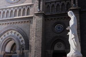cattedrale del cuore sacro di shenyang foto
