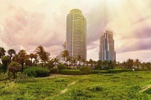 Miami Beach Sunset foto