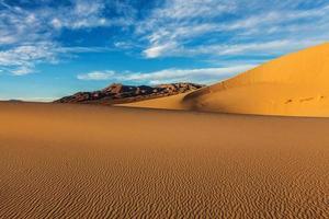 dune di sabbia Eureka foto